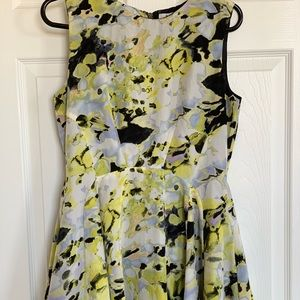 Brand new Floral dress from Macy's brand Bar lll